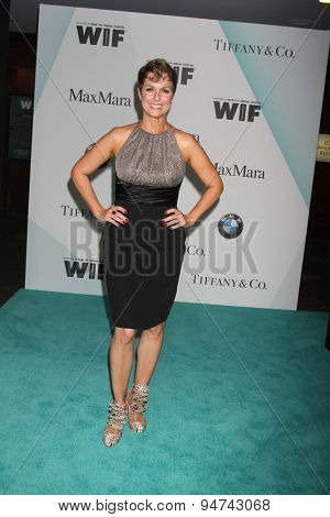 LOS ANGELES - JUN 16:  Melora Hardin at the Women In Film 2015 Crystal + Lucy Awards at the Century Plaza Hotel on June 16, 2015 in Century City, CA