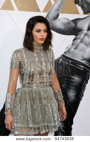 LOS ANGELES - JUN 25:  Jenna Dewan-Tatum at the
