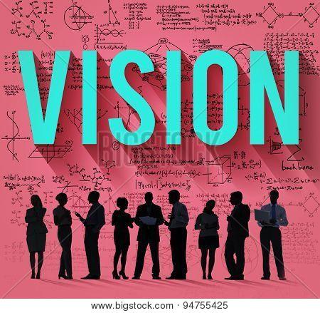 Vision Target Mission Motivation Goals Concept