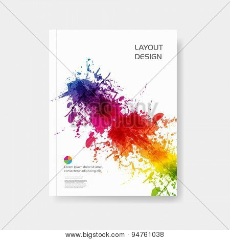Business modern layout easy all editable