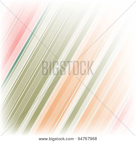 Abstract colorful gradient striped background