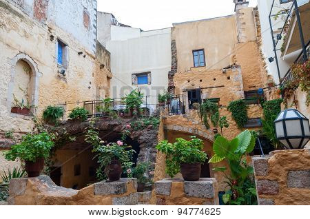 Hania City Old Town