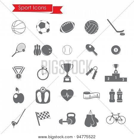 Sport iconsSport icons