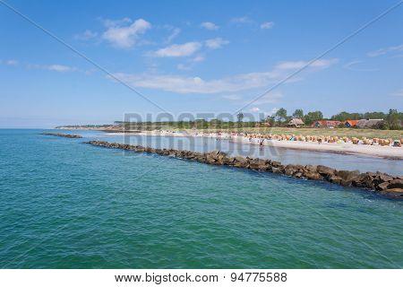 Wustrow Beach