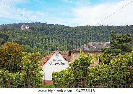 Burrweiler