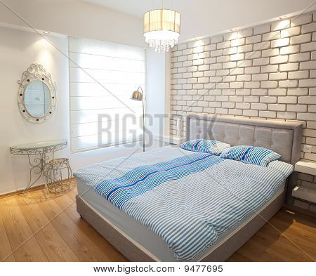 Luxury Bright Bedroom