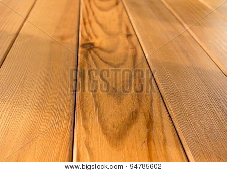 Wooden floor background photo texture with perspective effect