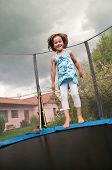 Big Fun - Child Jumping Trampoline