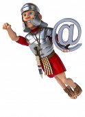 pic of legion  - Roman soldier - JPG