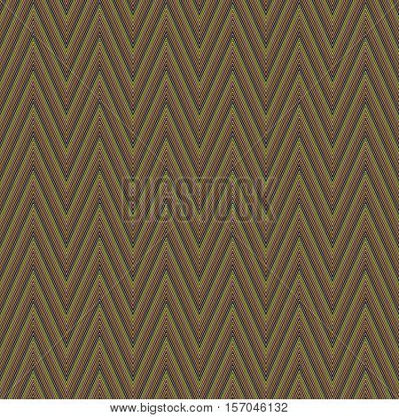 Seamless abstract zig zag stripe pattern background