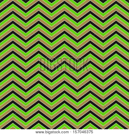 Abstract seamless zig zag line pattern background design