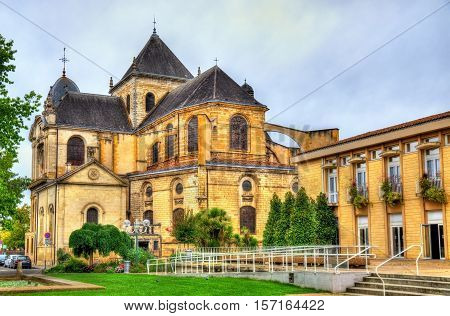 Notre-Dame Sainte-Marie Cathedral of Dax - Nouvelle-Aquitaine, France