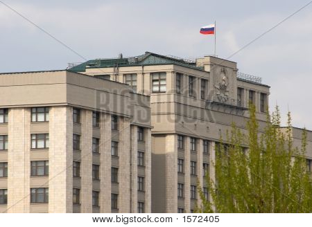 The State Duma Of The Russian Federation