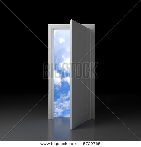 Door to new reality