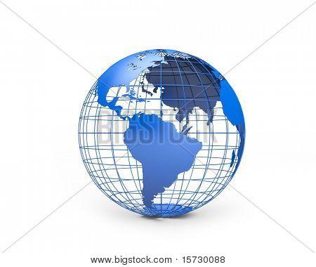 Conceptual globe