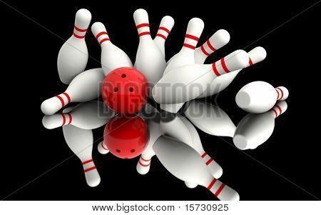Bowling - Strike