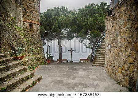 Vacation in Italy cinque terra village travel