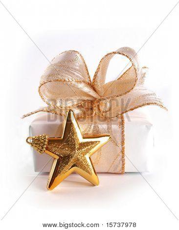 caja de regalo de la elegancia. mejor tema: Navidad