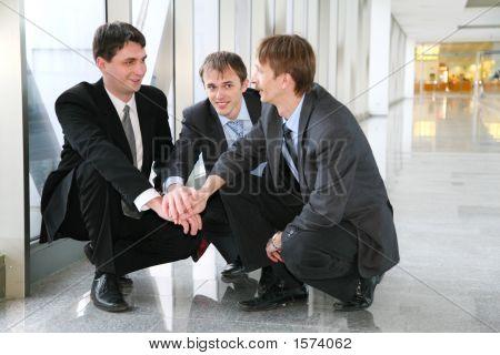 Businessteam Enigma