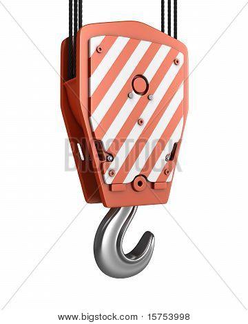 Red Crane Hook