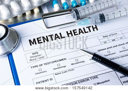 Mental Health Mental Health Psychological Stress Management And Psychological Trauma