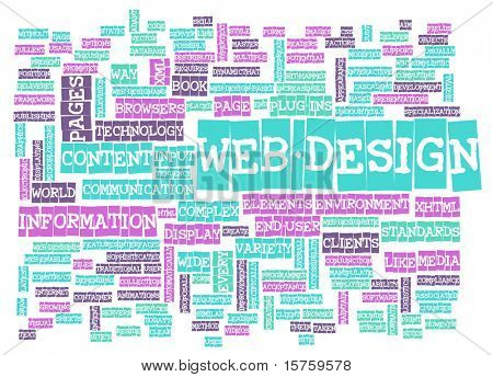 Web Design Process for a Website Graphic Designer