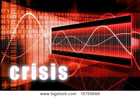Crisis Economic Technology as a Business Abstract