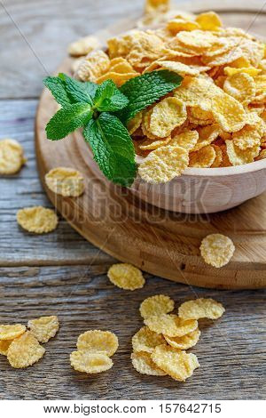 Cornflakes For Breakfast.