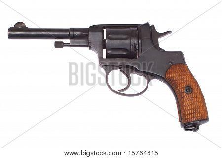 Russian Revolver Nagant