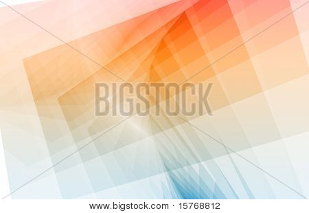 Clean and Simple Trendy Abstract as Background