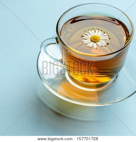 Relax. A Cup Of Chamomile Tea.