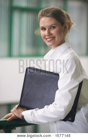 Woman In Business