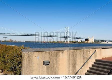 a impressive Landmark in the city of Philadelphia