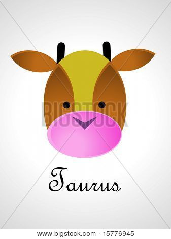 Zodiac signs / icons - taurus