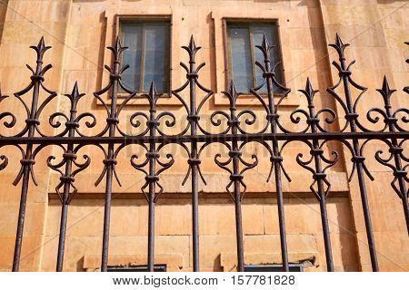 Universidad Pontificia university in Salamanca of Spain