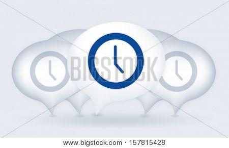 Clock Sign Symbol Time Concept