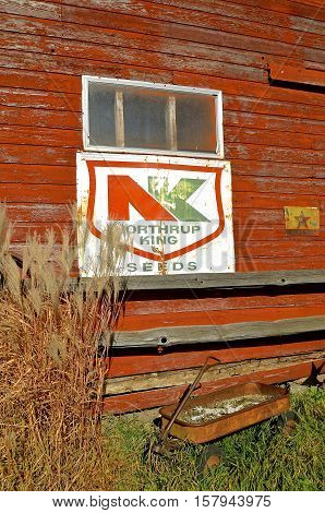 Northrup-King Seed Company was founded in Minneapolis, Minnesota in 1896, and was based there until it was acquired and moved to Golden Valley, Minnesota in 1986. It is now a division of Syngenta.