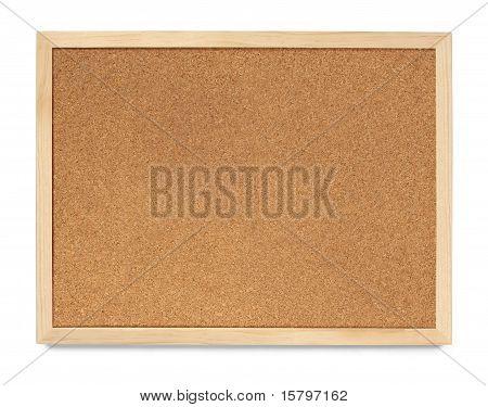 Landscape Cork Board.