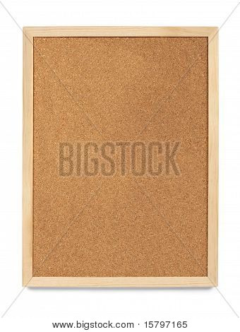 Portrait Cork Board.