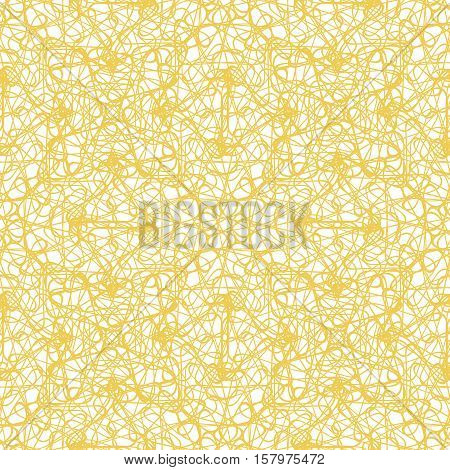 Guilloche Seamless Abstract Background Pattern