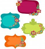image of cunning  - Cute colorful frames - JPG