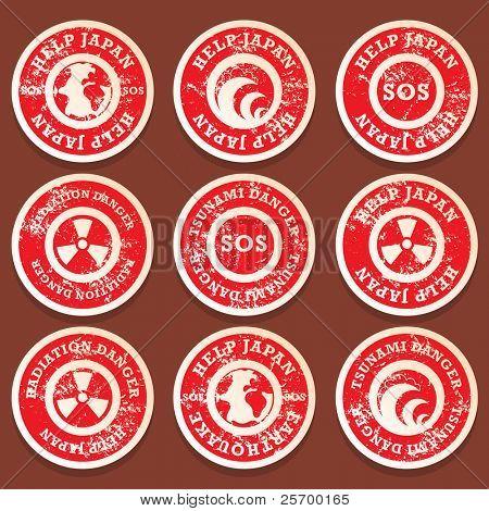 Japan grunge labels