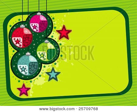 Christmas vector illustration