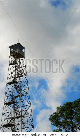 Forest Ranger Tower