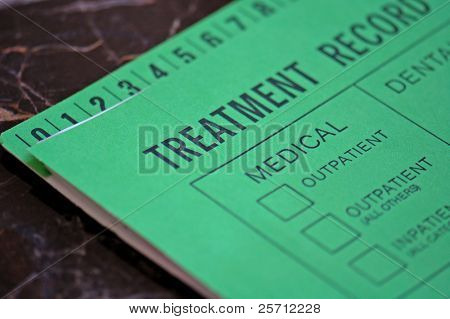 Medical Treatment Record