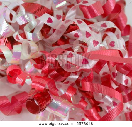 Valentine Streamers