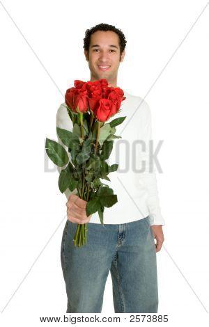 Valentines Day Man
