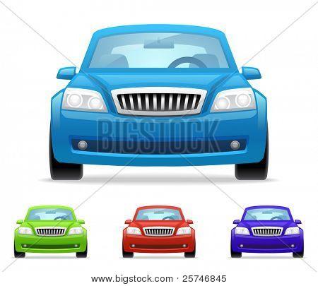 Auto pictogrammen