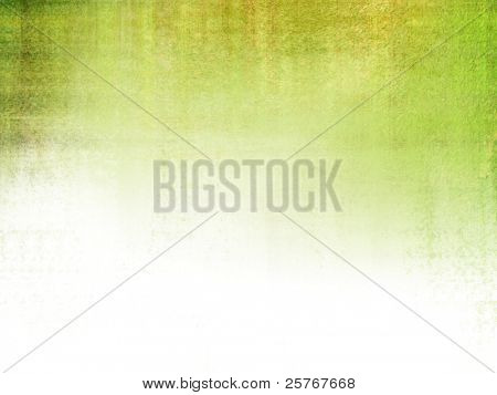 Grungy light green background