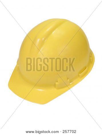 Yellow Hardhat